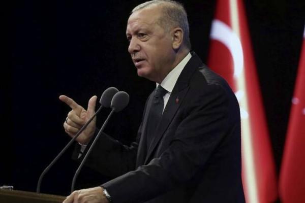 Ερντογάν: Η Τουρκία είναι έτοιμη για έναρξη διαλόγου με την Ελλάδα -Τι ζητάει από την Ελλάδα