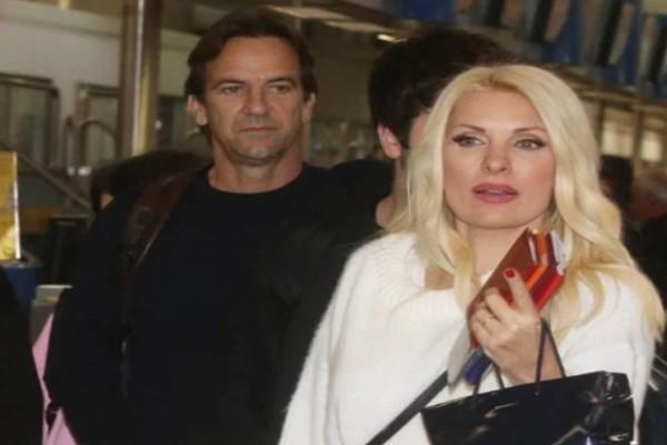 Φεύγουν άρον άρον από την Άνδρο Ματέο Παντζόπουλος και Ελένη Μενεγάκη!