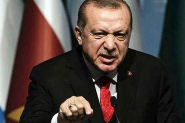 Συναγερμός στο Αιγαίο: Νέο παραλήρημα Ερντογάν - «Μακρόν θα έχεις πρόβλημα... Έλληνες μην περιφέρεστε στα νησιά»