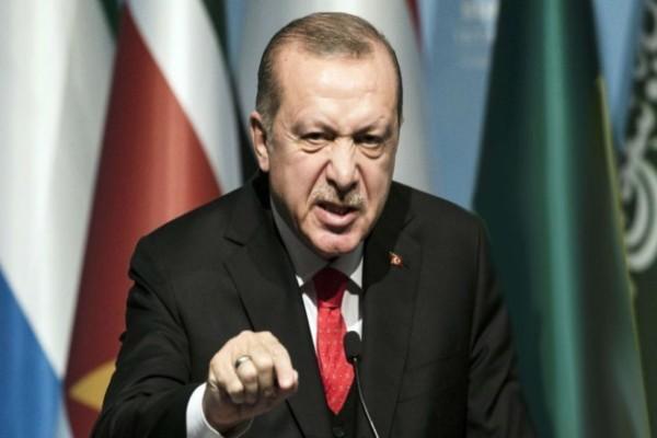 Συναγερμός σε ελληνική εφημερίδα: Μήνυση από τον Ερντογάν για υβριστικό πρωτοσέλιδο
