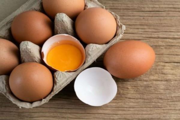 Αυτό είναι το πιο ακατάλληλο μέρος για να αποθηκεύσετε τα αυγά σας