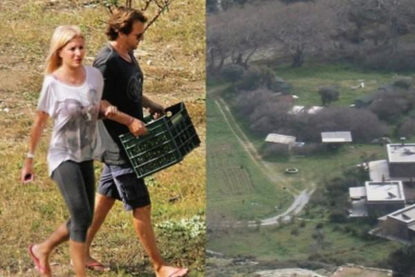Χαμός στην Άνδρο με Ματέο Παντζόπουλο και Ελένη Μενεγάκη - Άφησε άρον άρον τα παιδιά