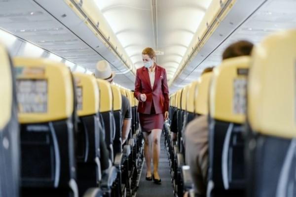 Χαμός σε πτήση: Έκανε αναγκαστική προσγείωση