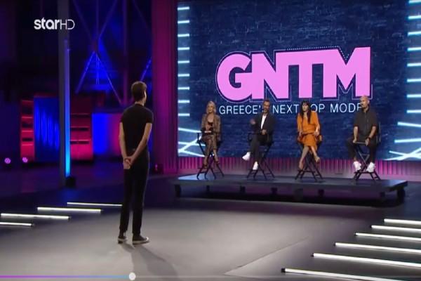 GNTM 3: 19χρονος αναστάτωσε τη Βίκυ Καγιά και η Ζενεβιέβ σκέφτηκε την... υιοθεσία (Video)