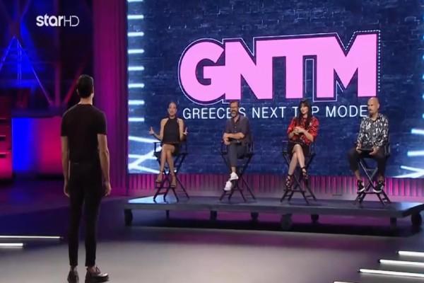 GNTM 3:  Ο πρώην εύζωνας που ξετρέλανε τους κριτές (Video)