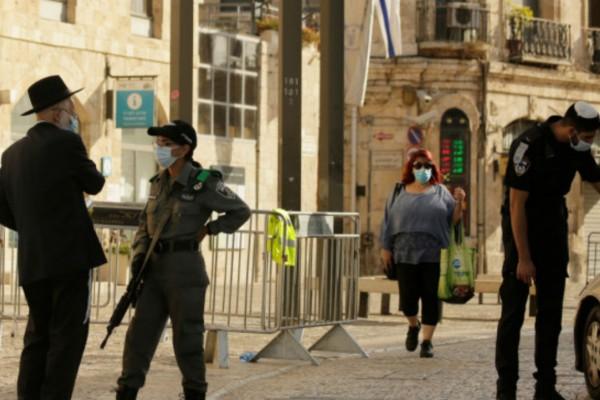 Ισραήλ: Ξανά σε lockdown όλη η χώρα!