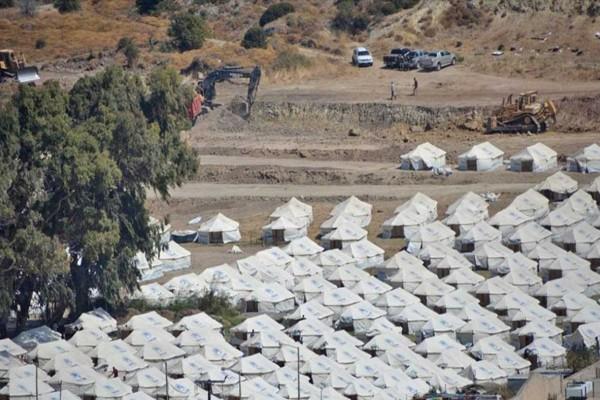 Κορωνοϊός: Συναγερμός με 21 κρούσματα στο Καρά Τεπέ - Αντίδραση των μεταναστών για την νέα δομή της Λέσβου
