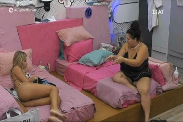 Big Brother: Χαμός στο σπίτι - Η κουβέντα που εξελίχθηκε σε άγριο καυγά (Video)