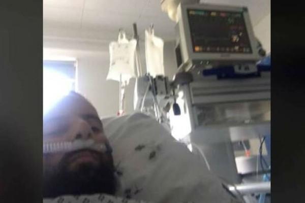 34χρονος Έλληνας με κορωνοϊό ξύπνησε από κώμα και συγκλονίζει - Ανατριχιαστική μαρτυρία (photo)