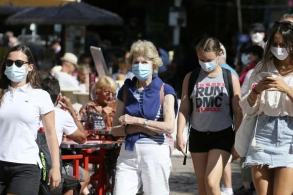 Κορωνοϊός: Μάσκα παντού! Αυτά είναι τα νέα μέτρα που έχουν «πέσει» στο τραπέζι (Video)