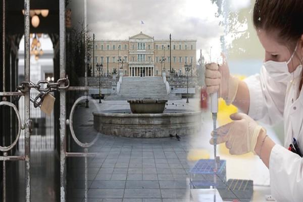 Κορωνοϊός: Μάσκες παντού, κλείνουν οι πλατείες - Νέα μέτρα προ των πυλών για την Αττική