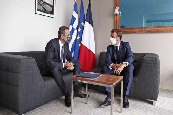 Συναγερμός στο Αιγαίο: Απόλυτη συμφωνία Μητσοτάκη-Μακρόν - Επικοινωνία με την Τουρκία στο ΝΑΤΟ