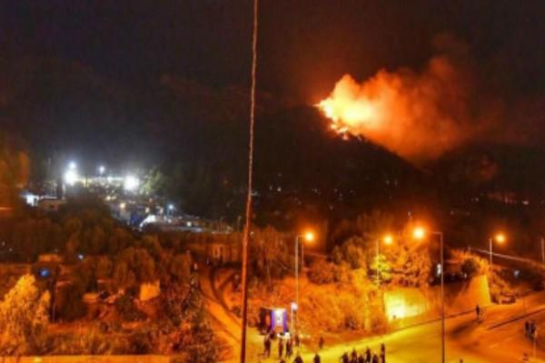 Στις φλόγες ο Έβρος: Πύρινο μέτωπο 5 χιλιομέτρων