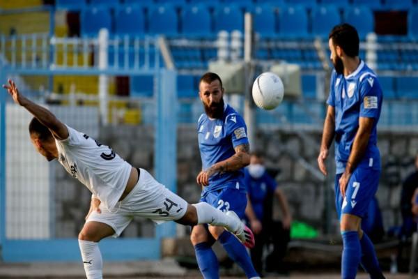 Δύσκολα ξεκίνησε η σεζόν για τη Λαμία - Σκληρή ήττα απέναντι στον ΟΦΗ