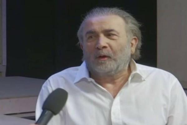 Λάκης Λαζόπουλος: Δεν άντεξε μπροστά στις κάμερες και