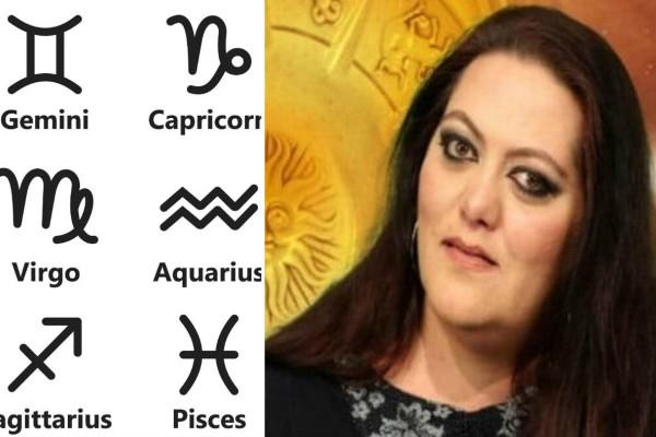 Ποια ζώδια πρέπει να προσέχουν; Αστρολογικές προβλέψεις από την Άντα Λεούση