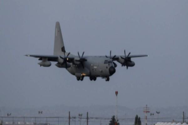Συναγερμός: Αμερικάνικα μαχητικά αεροπλάνο πάνω από την Αθήνα!