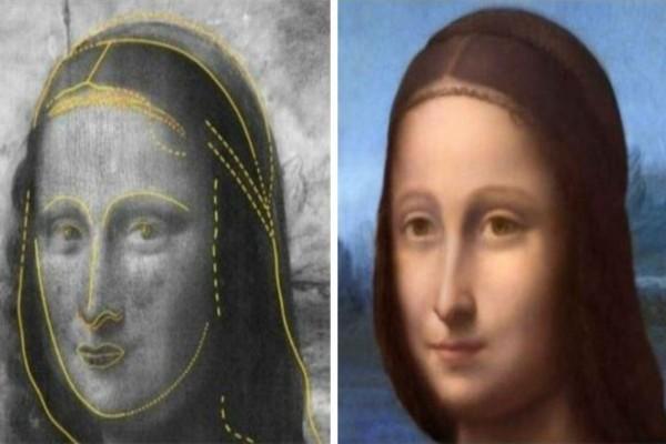 H σοκαριστική αλήθεια για τον πίνακα της Μόνα Λίζα