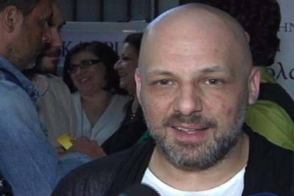Νίκος Μουτσινάς: Σε δύσκολη κατάσταση λίγο πριν την πρεμιέρα!