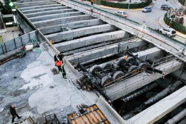 Τραγωδία στη Θεσσαλονίκη: Νεκρός 47χρονος εργάτης στο Μετρό