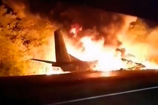 Αεροπορική τραγωδία στην Ουκρανία: Τουλάχιστον 26 νεκροί - Τι δείχνουν τα πρώτα στοιχεία (Video)