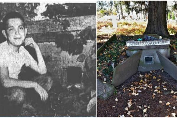 Ο παιδικός τάφος με το σπασμένο παράθυρο - Η