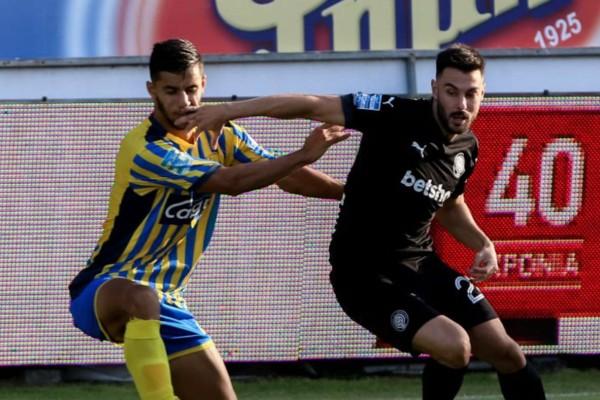 Super League: ΟΦΗ-Παναιτωλικός 1-1 - Πήραν βαθμό στην πρεμιέρα οι Αγρινιώτες