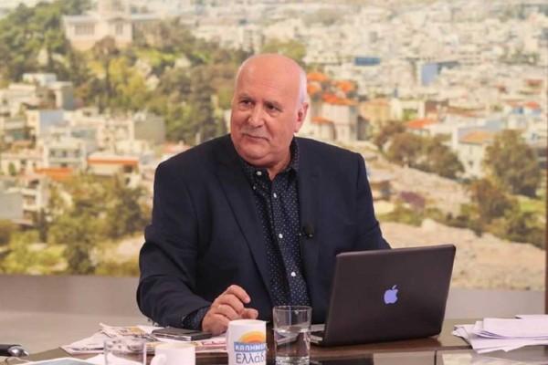 Σοκαρισμένοι στον ΑΝΤ1 με τον Γιώργο Παπαδάκη - Τι συνέβη;
