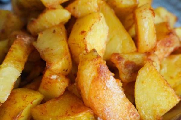 Φανταστικές πατάτες φούρνου, χωρίς λάδι