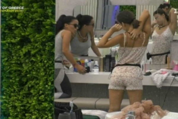 Big Brother: Απίστευτα νεύρα στο σπίτι - Τα έκανε ξανά «λαμπόγυαλο» η Ραΐσα