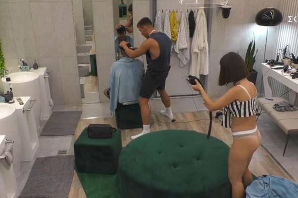 Σάλος στο Big Brother: Η Αλβανίδα παίκτρια μπήκε στην μπανιέρα μαζί με συμπαίκτη της!