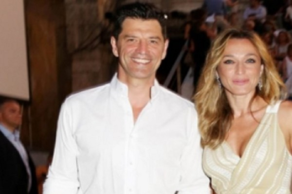 Τρισευτυχισμένοι Κάτια Ζυγούλη και Σάκης Ρουβάς - Ξαφνική ευτυχία στο ζευγάρι