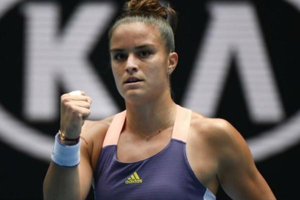 Σαρωτική η Σάκκαρη:  Προκρίθηκε με άνεση στον 2ο γύρο του Roland Garros (Video)