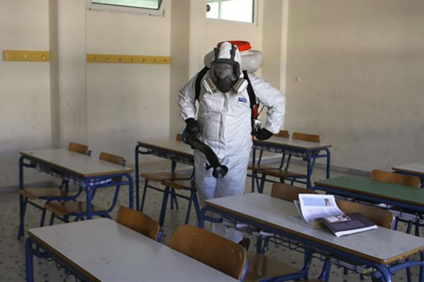 «Επιδημία» λουκέτων σε σχολεία λόγω κορωνοϊού - Αναλυτικά η λίστα