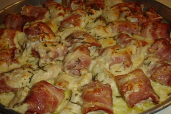 Μια συνταγή με κοτόπουλο για μπουφέ που θα σας ξετρελάνει