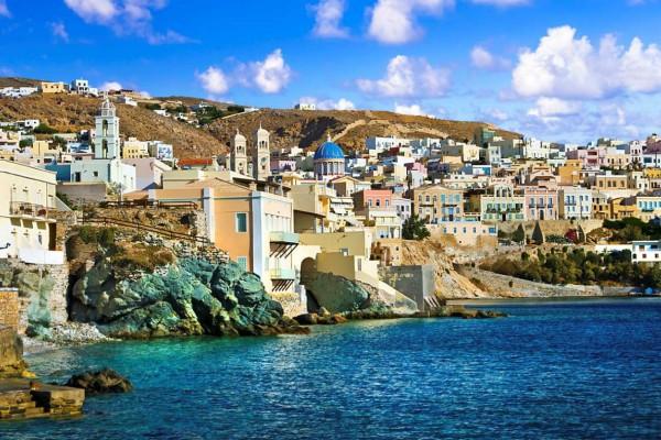 Η αρχόντισσα των Κυκλάδων: To πανέμορφο νησί που μοιάζει να βγήκε από παραμύθι