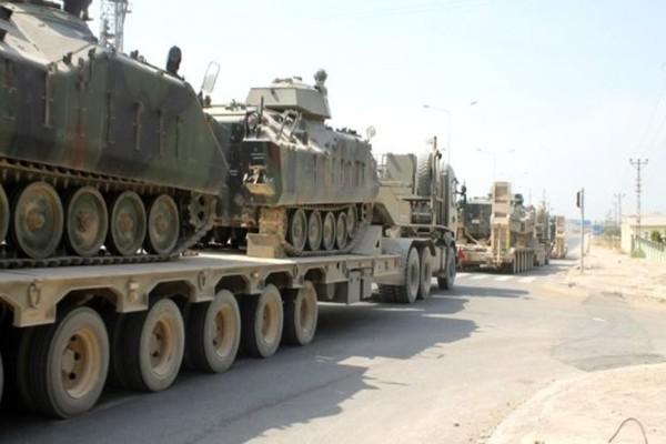 Τουρκικά ΜΜΕ μεταδίδουν: «Η Άγκυρα μεταφέρει 40 τανκς από τη Συρία στον Έβρο»