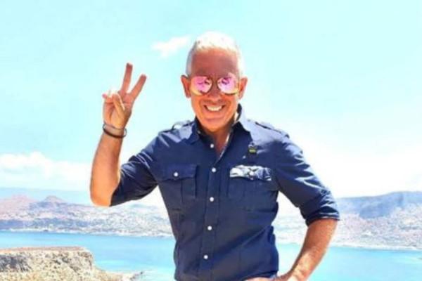 Εικόνες: Ο Τάσος Δούσης μας ταξιδεύει στα Χανιά - Μη χάσετε το 3o μέρος