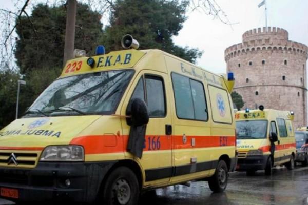 Τραγωδία στη Θεσσαλονίκη: Άνδρας έπεσε από τον 4ο όροφο