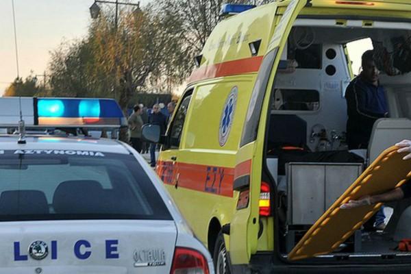 Τροχαίο ατύχημα στον Κηφισό: Φορτηγό συγκρούστηκε με αυτοκίνητο