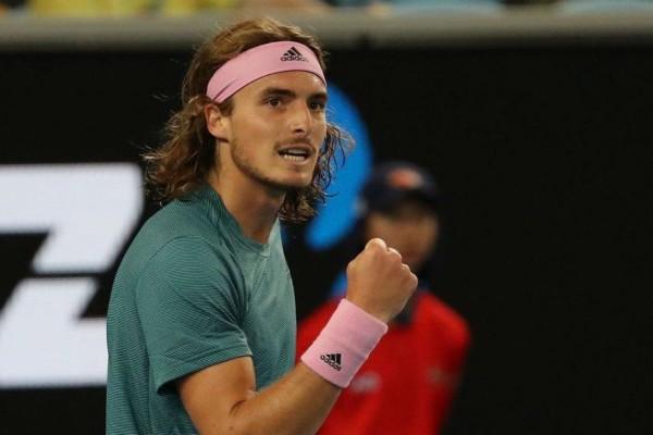 European Open: Προκρίθηκε στους 8 ο Στέφανος Τσιτσιπάς