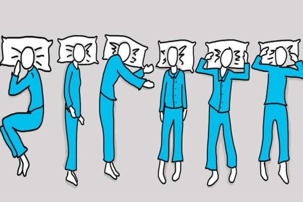 Ο τρόπος που κοιμόμαστε μπορεί να αποκαλύψει κάτι για την προσωπικότητα μας