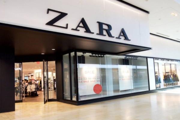 Zara: Το τρομερό φόρεμα που κοστίζει μόλις 5,99 ευρώ!