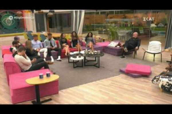 Big Brother: Δείτε τα highlights από το χθεσινό 27/10 επεισόδιο - Χαμός στο σπίτι