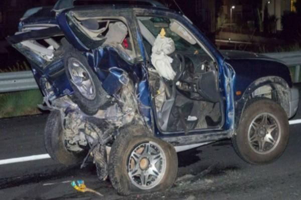 Τραγωδία στα Τρίκαλα: Νεκρός 20χρονος σε τροχαίο