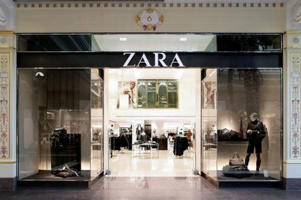 ZARA: Το ψηλοτάκουνο παπούτσι που θα λατρέψεις και κοστίζει μόνο 29,95€