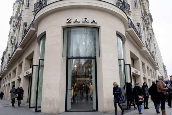 ZARA: Φόρεμα με βάτα σε τιμή σοκ - Κοστίζει μόνο 7,99€ από 15,95€