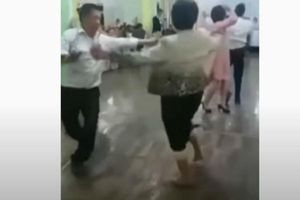 Έπος: Χόρευε τσιφτετέλι και της έπεσε το... βρακί - Δε φαντάζεστε τι έκανε