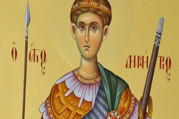 Του Αγίου Δημητρίου: Η μεγάλη γιορτή της Ορθοδοξίας που τιμά σήμερα η Εκκλησία