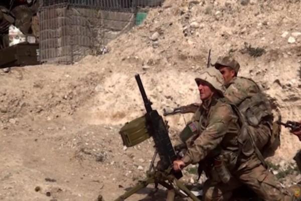 Άλλοι 21 στρατιώτες σκοτώθηκαν στις μάχες με το Αζερμπαϊτζάν